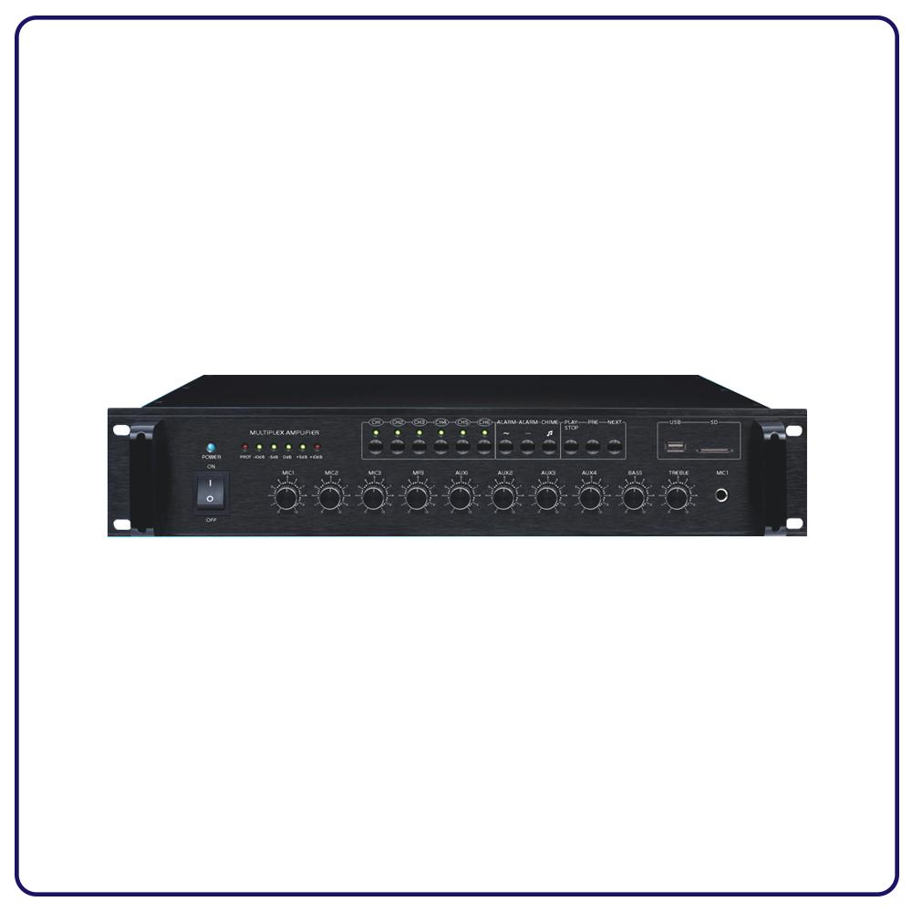 OBT-6656 USB + Relay 6 Zones